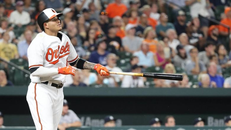 Manny Machado is a special baseball player