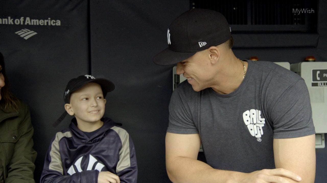 Luca gets to be a Yankee with Judge