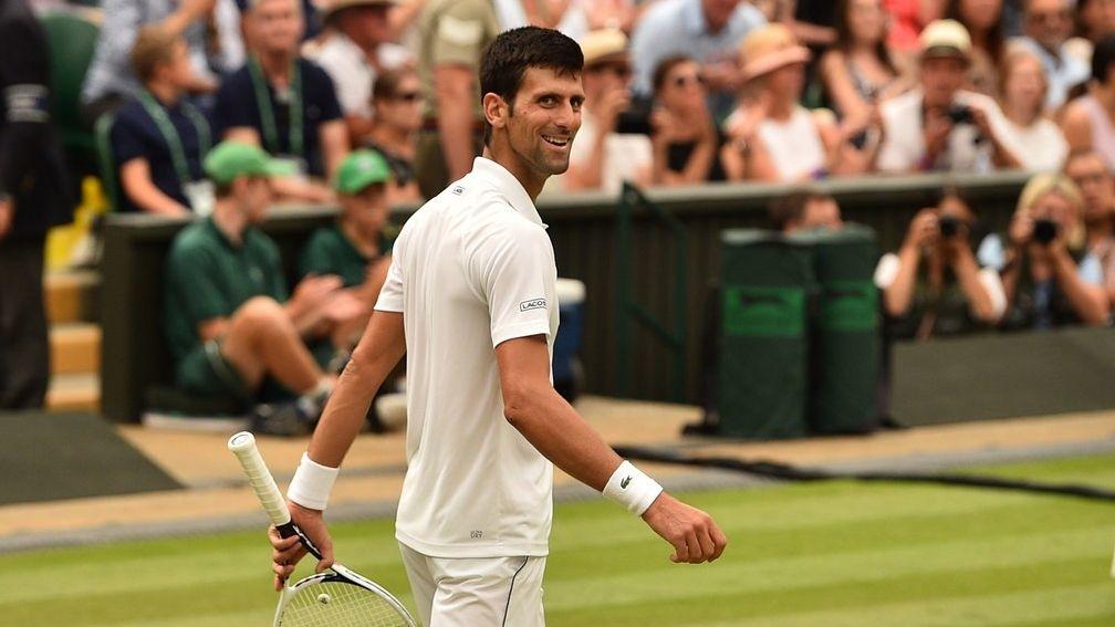 Djokovic finishes off Nadal to earn spot in Wimbledon final