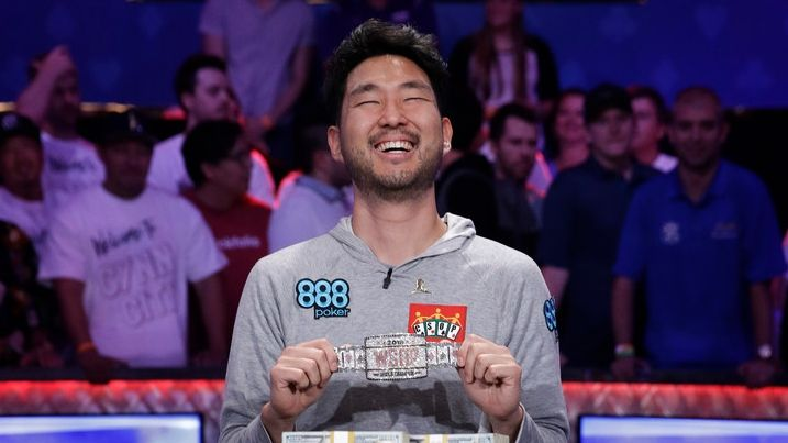 Cynn knocks out Miles to win WSOP