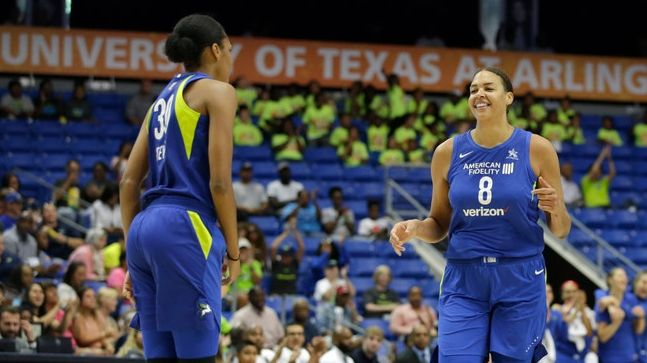 Cambage sets WNBA record with 53-point game