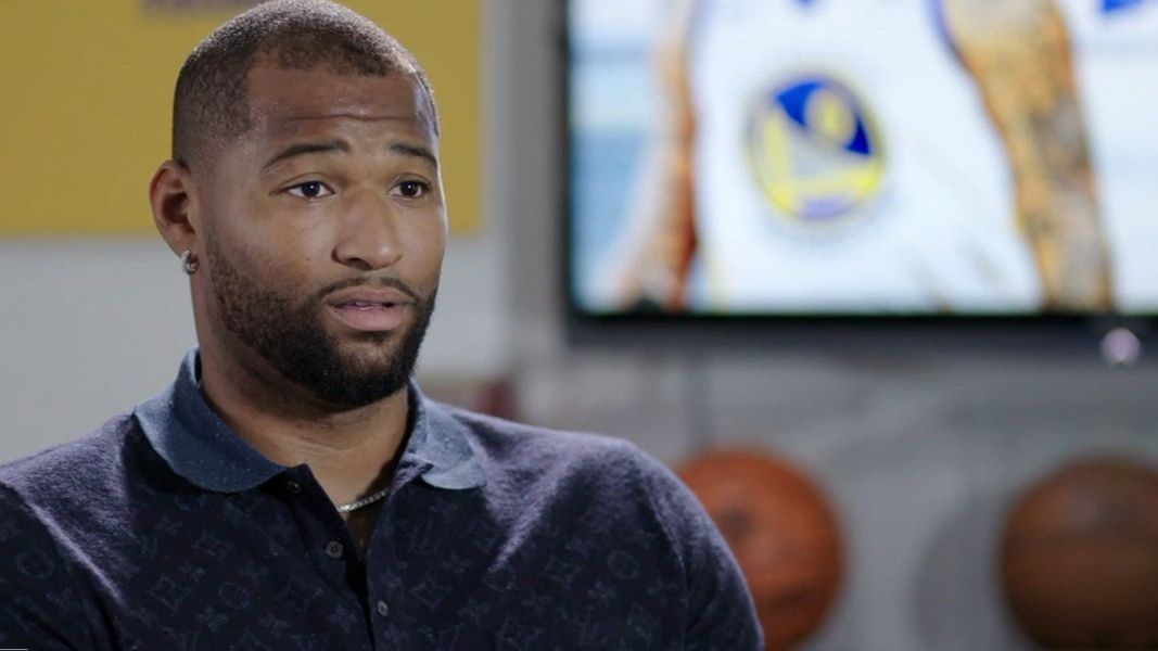 Cousins on criticism to his move: 'I don't really care'