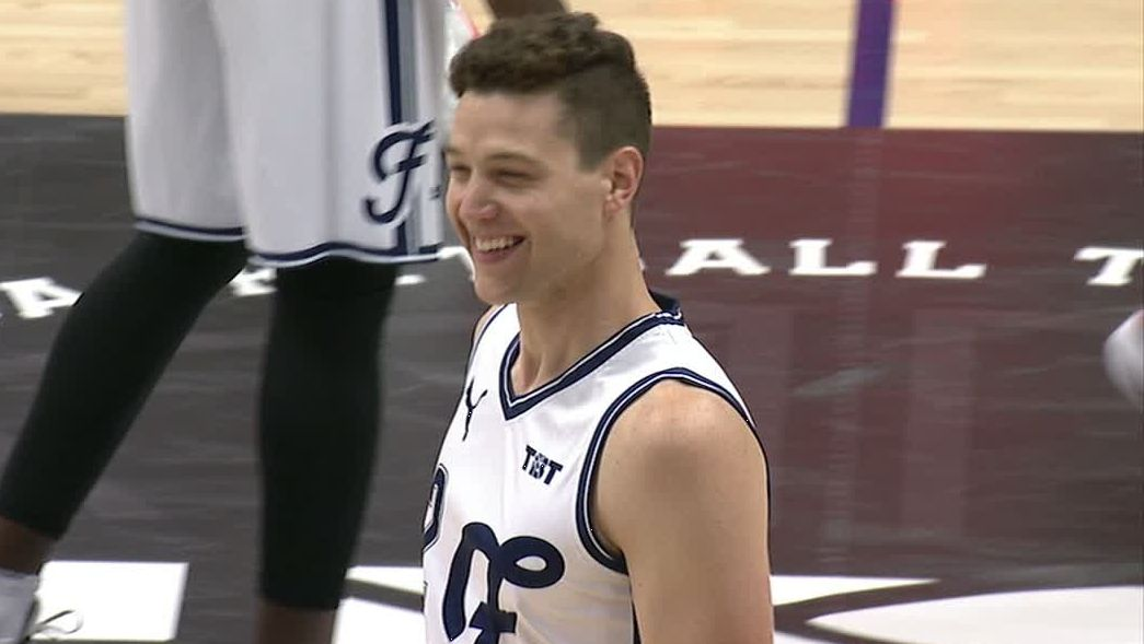 Fredette leads team to TBT victory