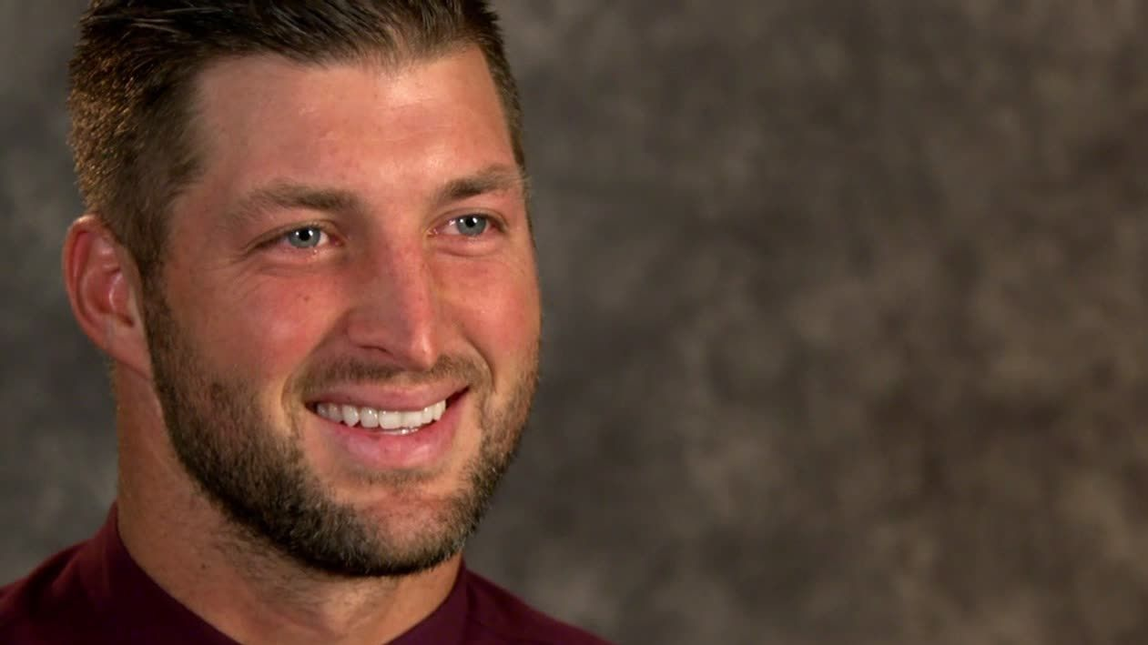 Tebow 'grateful' for every twist and turn in career