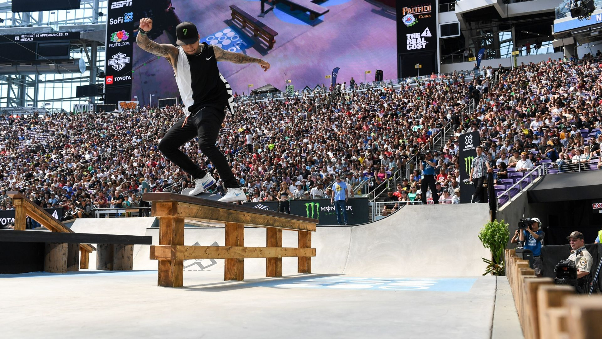 X Games Minneapolis 2018 Rollout