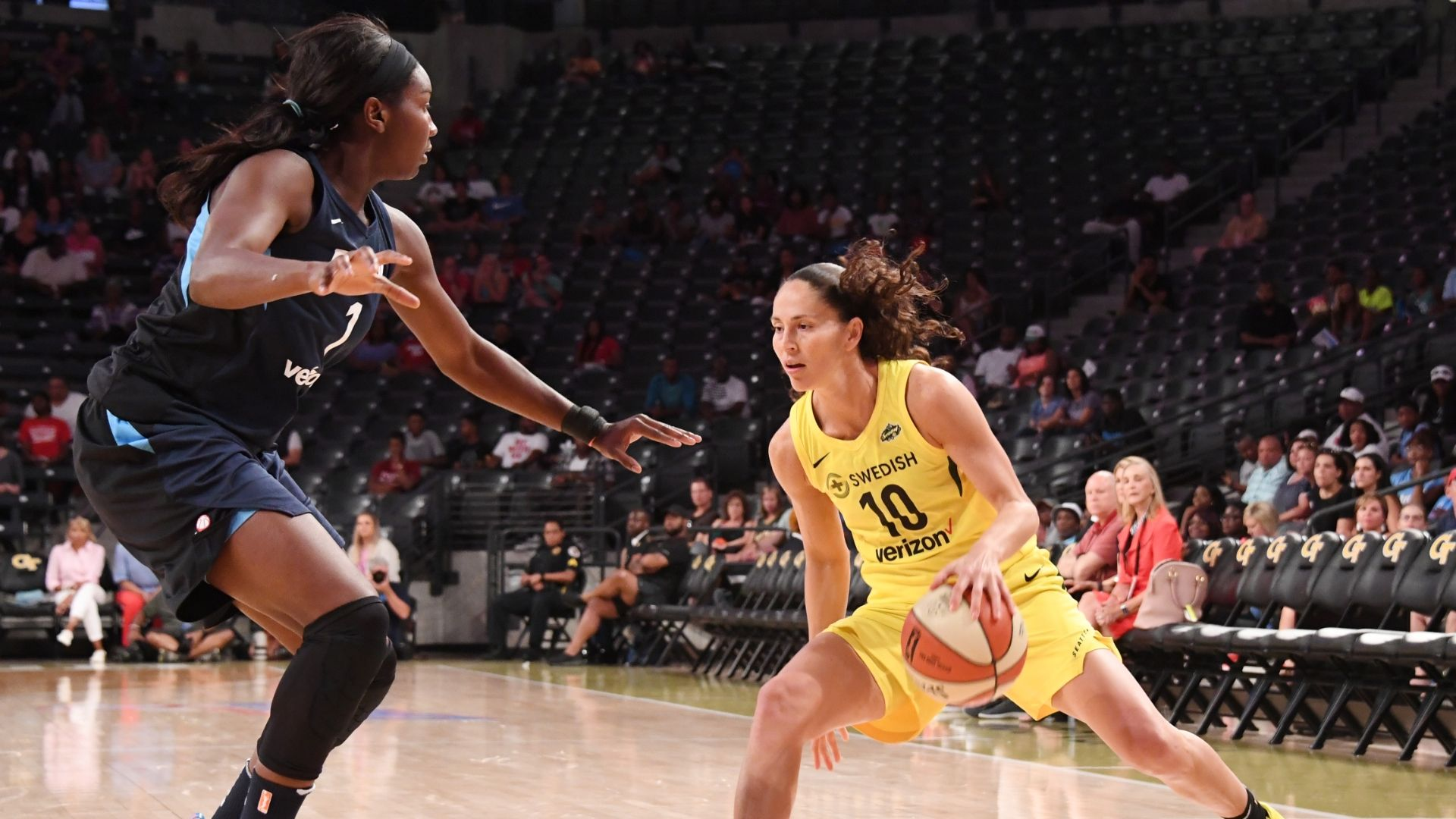 Bird reaches a WNBA best 500th game played