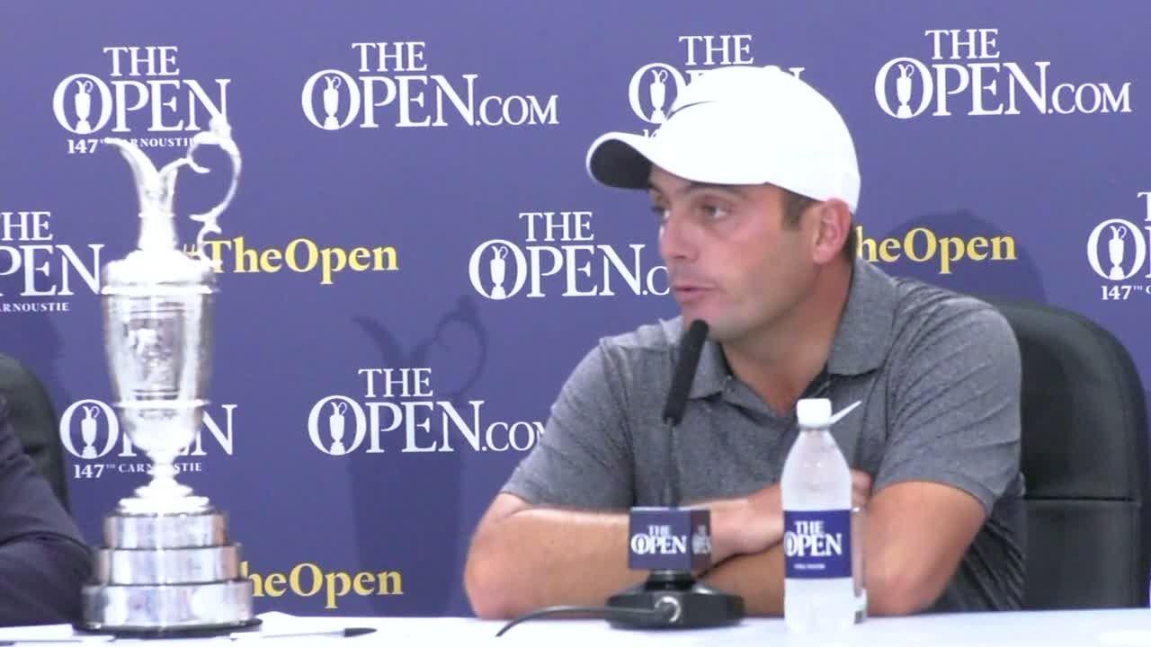 Molinari in disbelief after winning The Open