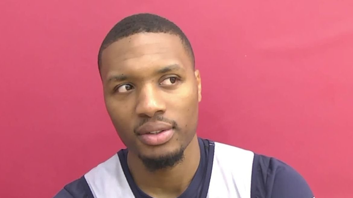 Lillard: Time for KD and CJ to chat