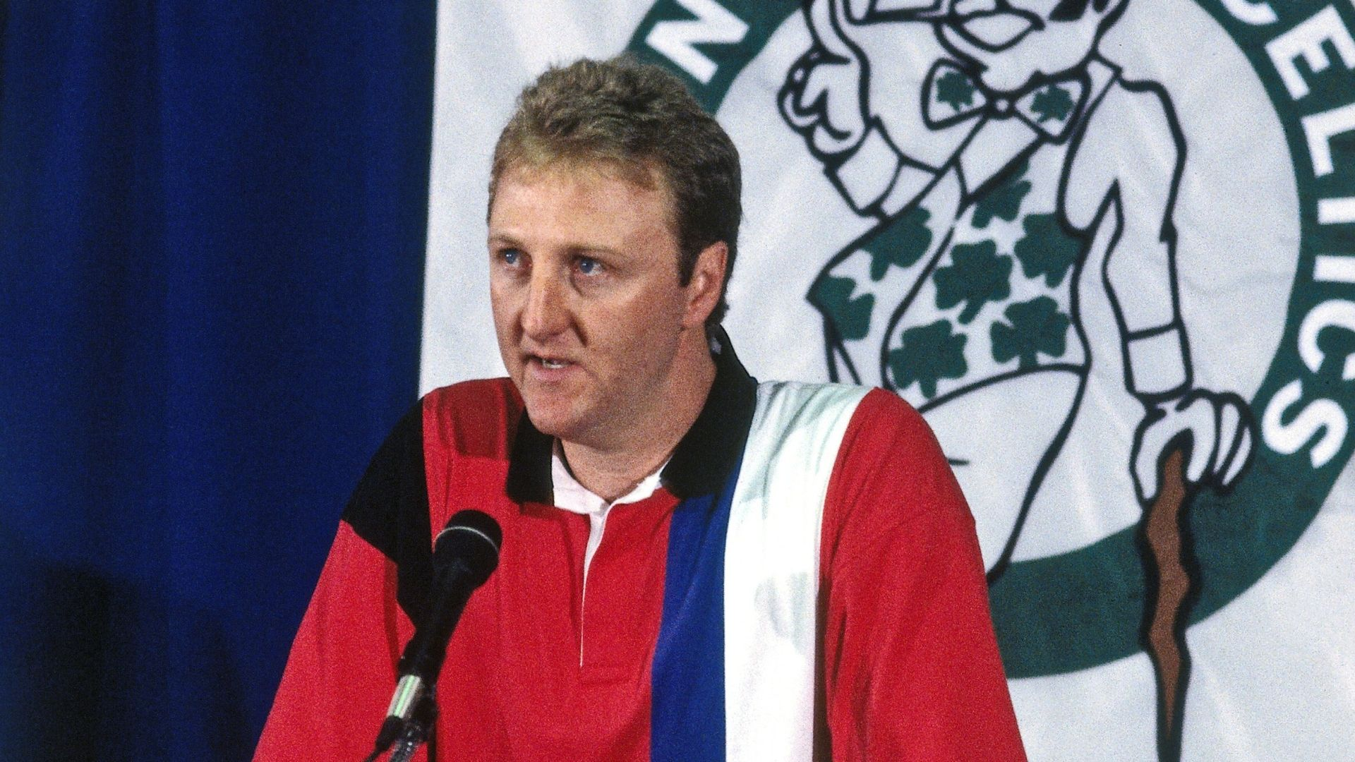 On this date: Celtics legend Larry Bird retires