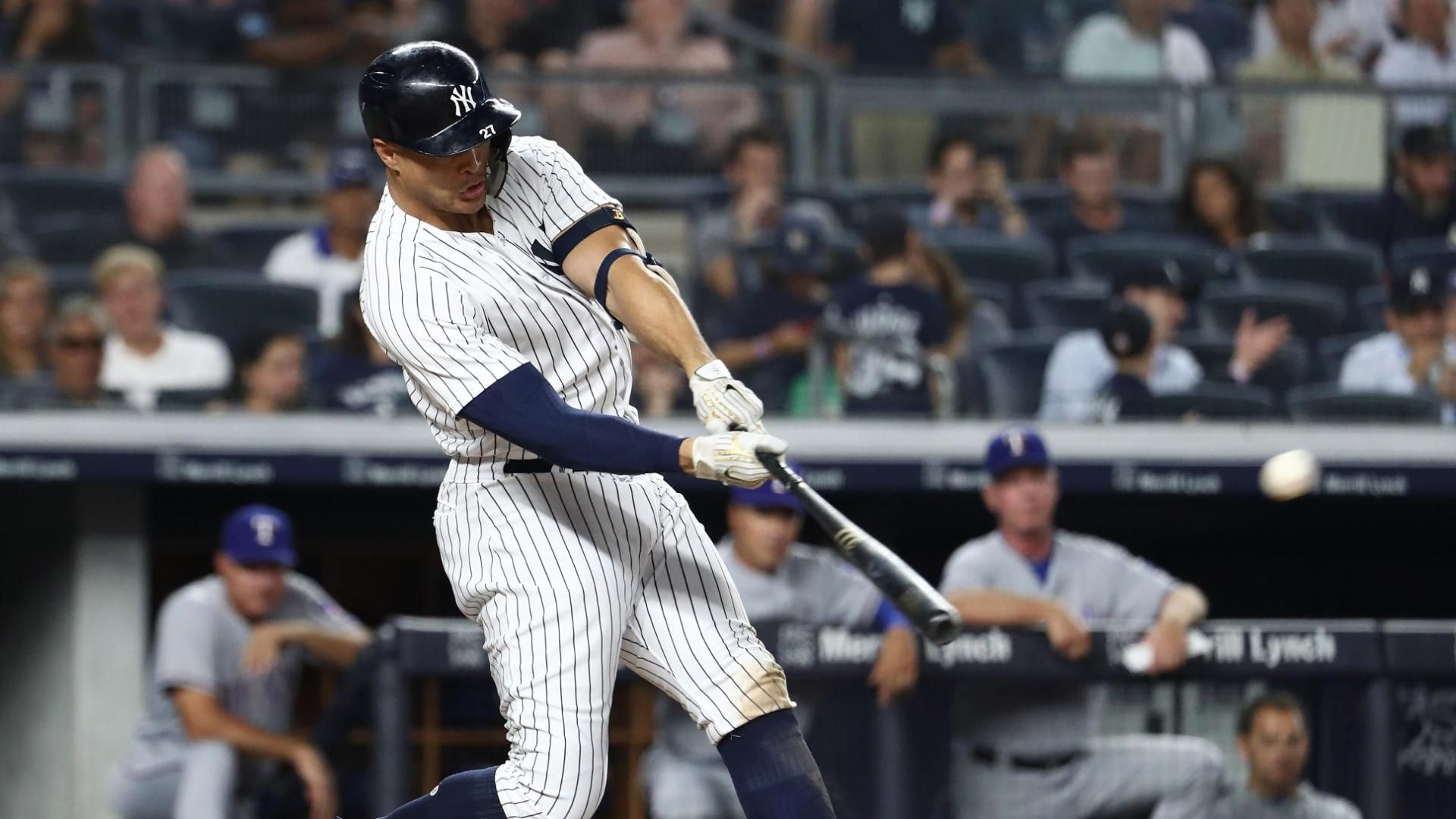 Stanton headlines this week's best homers