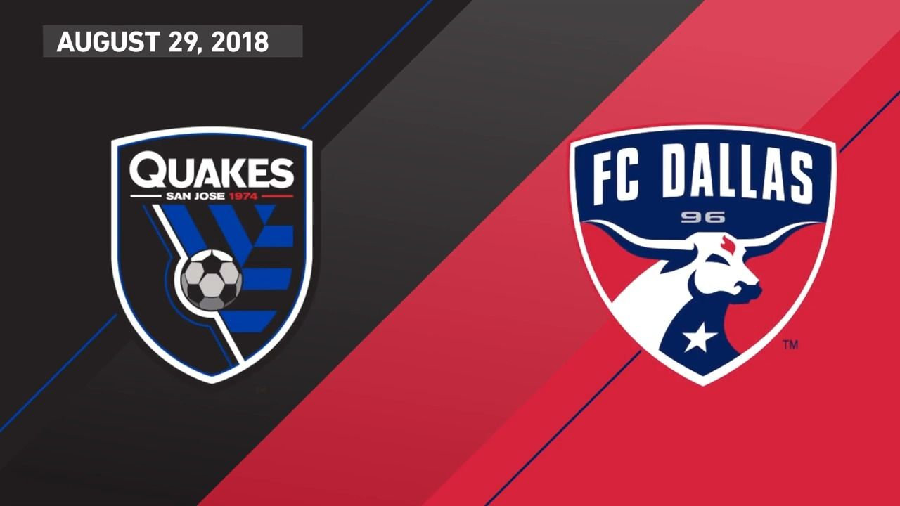 San Jose 4-3 FC Dallas: Wondolowski inches closer - Via MLS