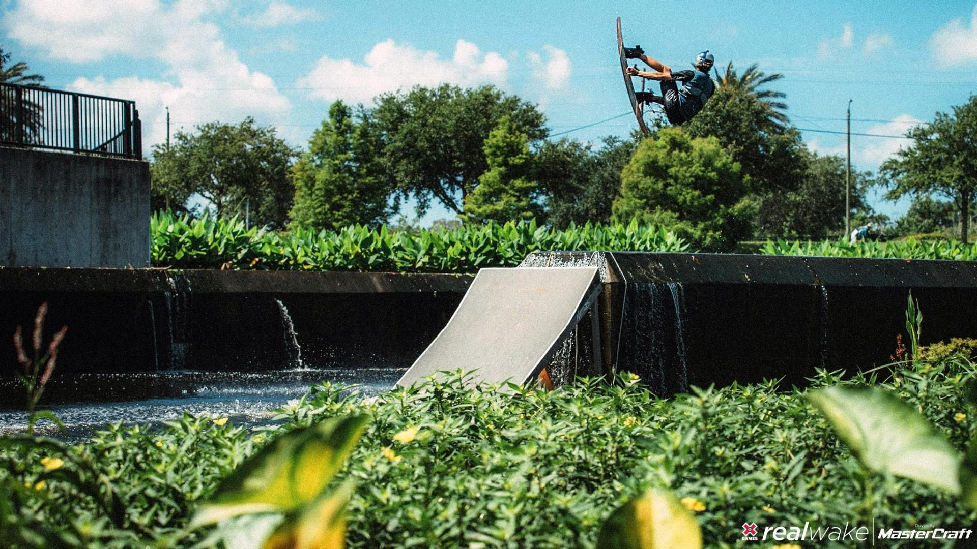 X Games Real Wake 2018 gold: Guenther Oka