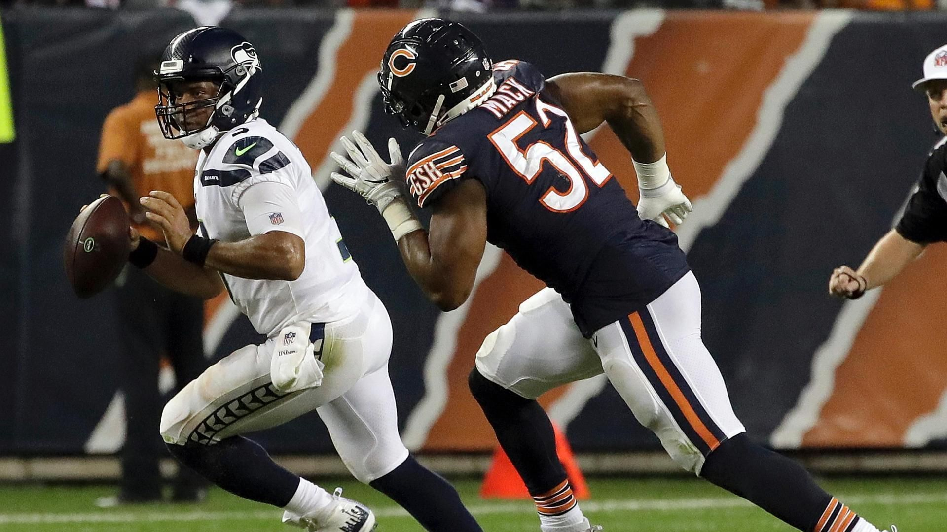 Bears' defense comes up big against Seahawks