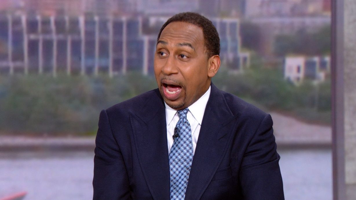 Stephen A. 'not paying attention' to ESPN's NBArank top 10 list