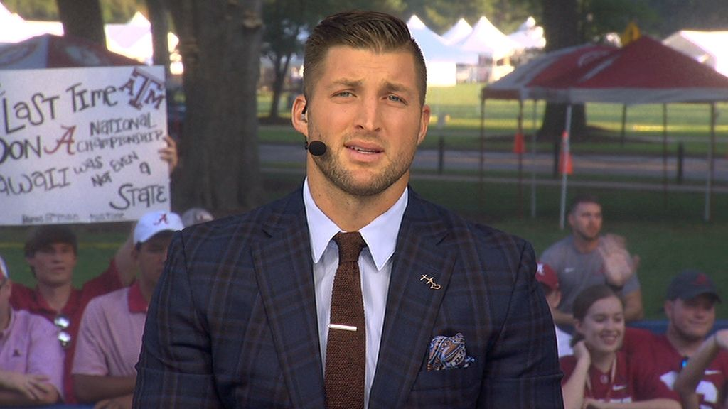 Tebow's top picks for Heisman