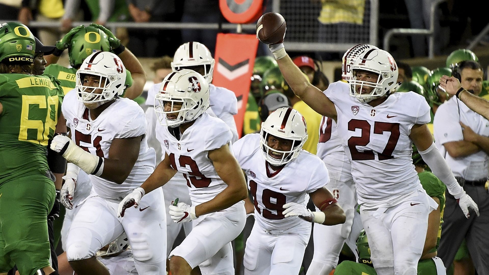 Stanford stages incredible comeback OT win vs. Oregon