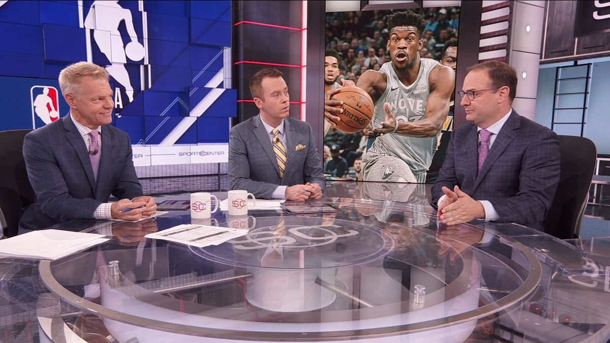 Woj: 'Minnesota has started to engage teams' on Butler