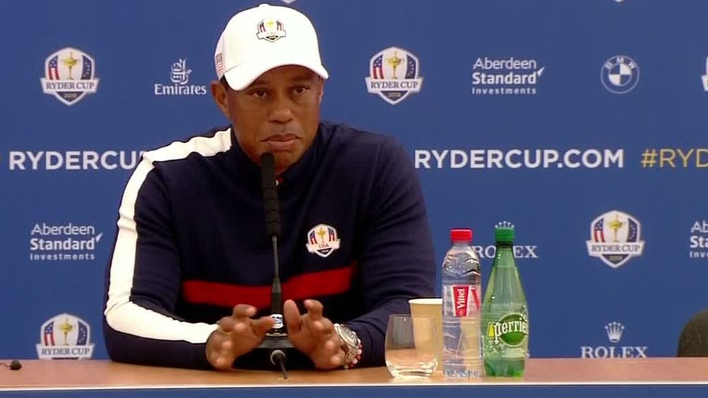 Tiger hasn't had time to soak in Tour Championship win