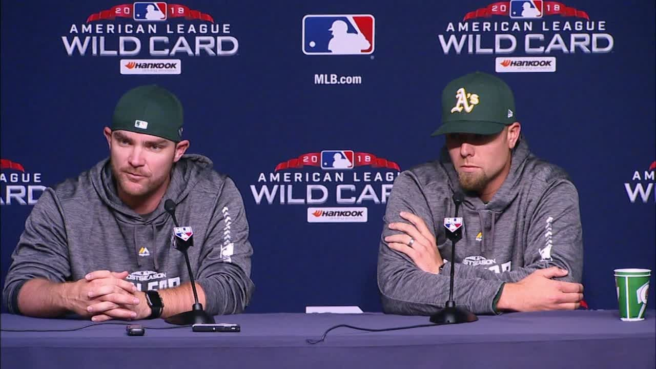 A's pitcher Hendriks: 'I think we've outpaced a lot of people'