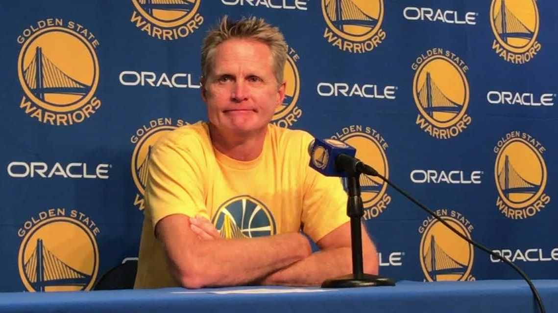 Kerr wanted to get ejected 'to make a point'