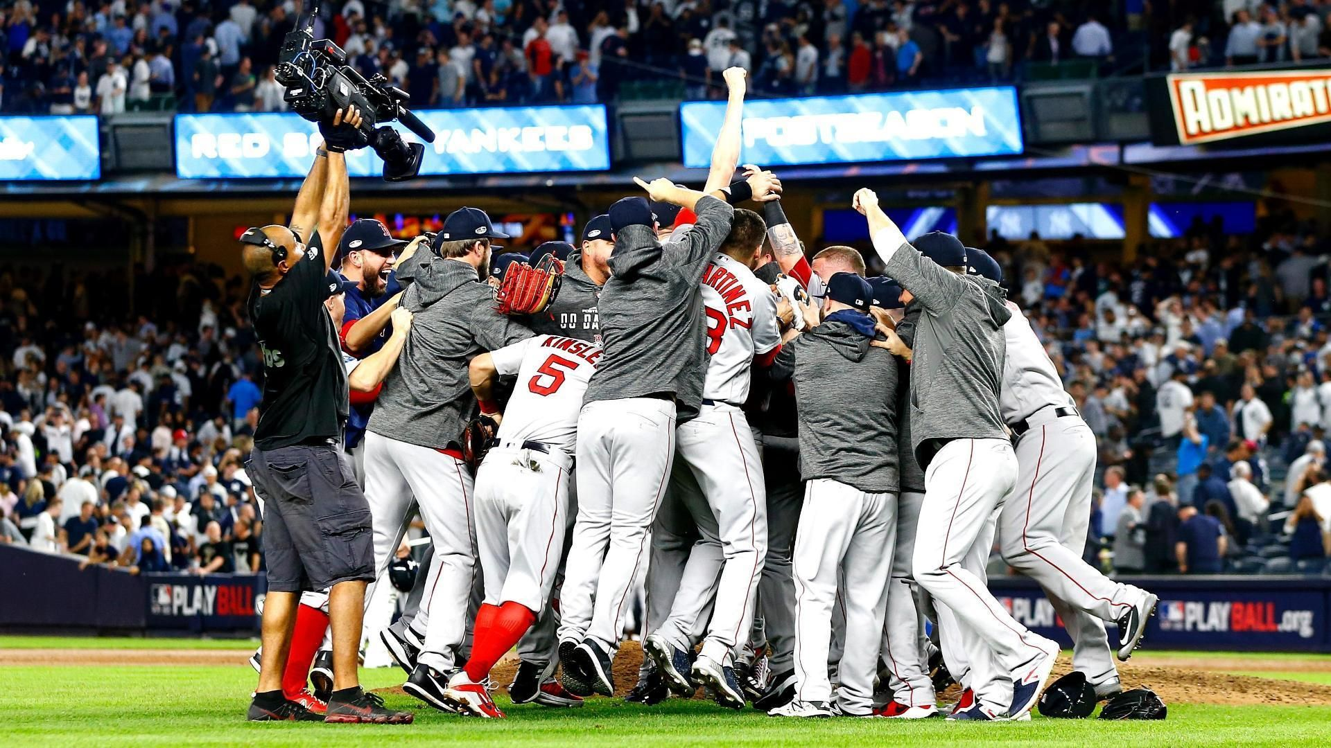 Red Sox advance past Yanks, head to the ALCS