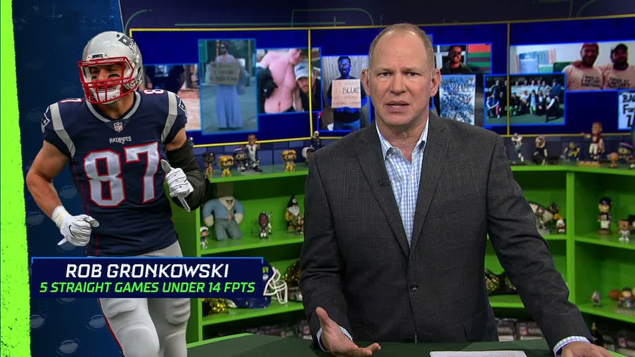 Berry concerned for Gronkowski but confident in Gordon