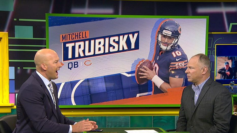 Can Trubisky's Week 6 dominance be trusted?