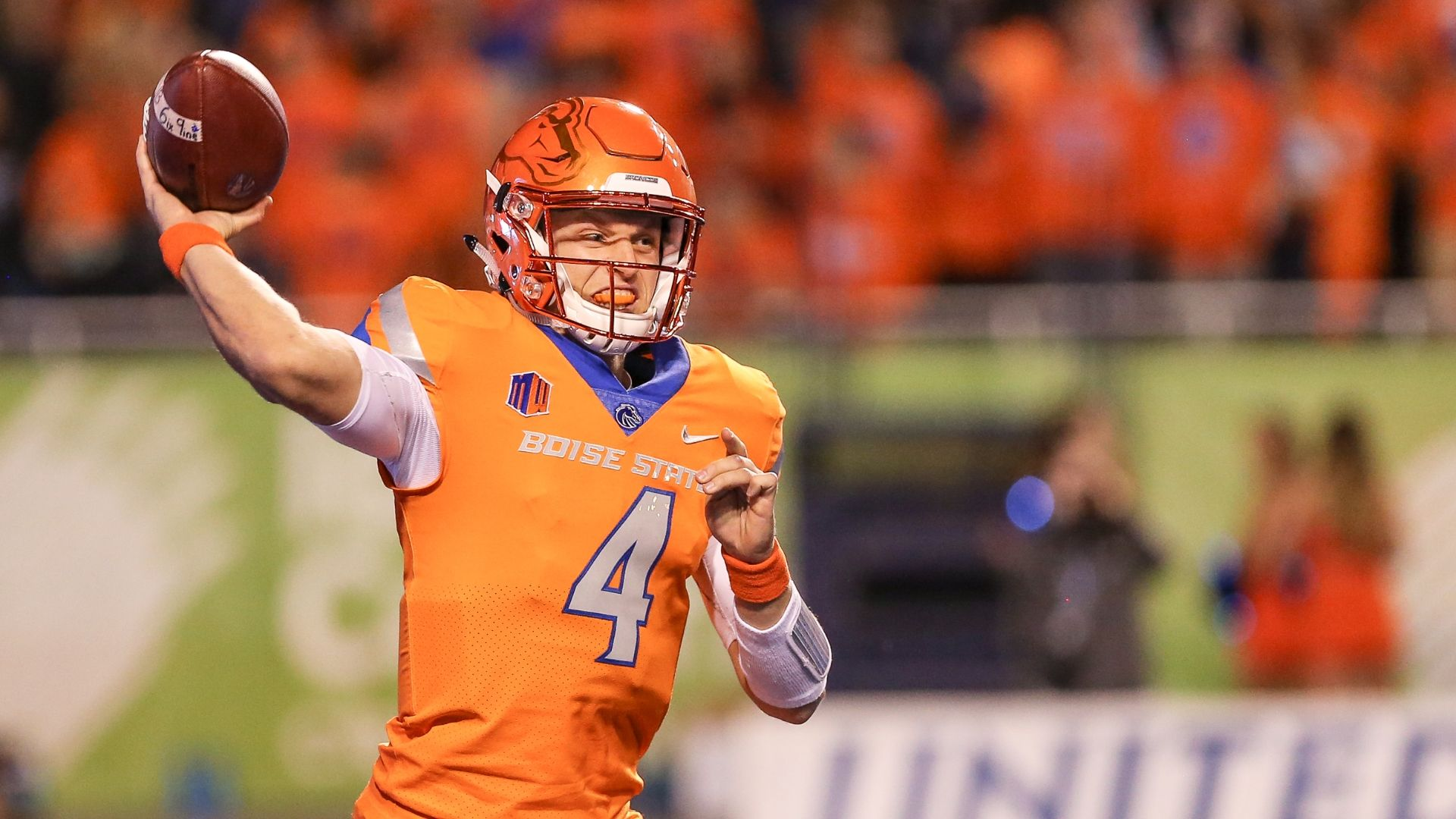 Rypien, defense show off for Boise State