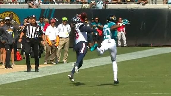 Hopkins burns Ramsey for awesome 1-handed snag