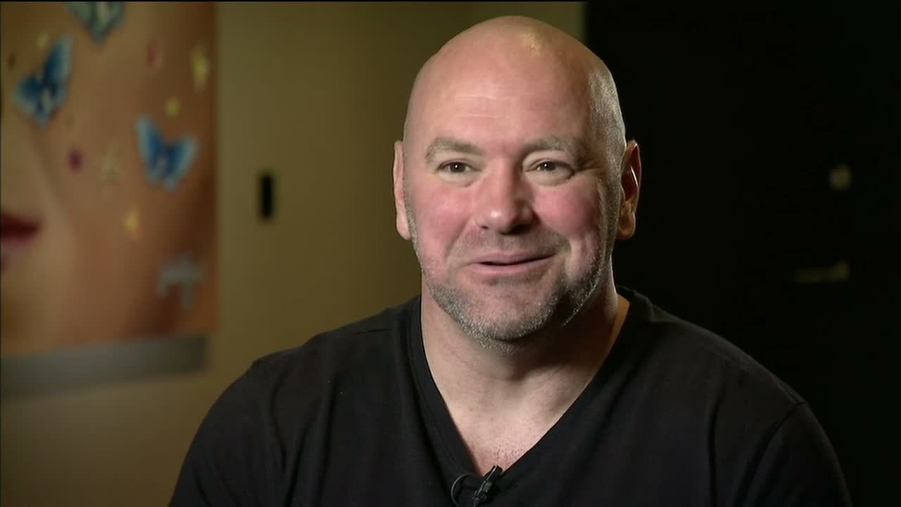 White: Floyd's team hasn't approached us about Khabib fight