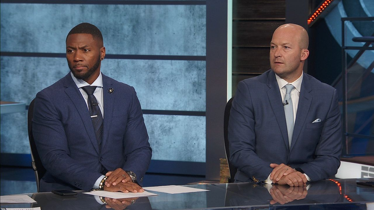 Hasselbeck: Cooper trade 'makes a ton of sense' for Cowboys