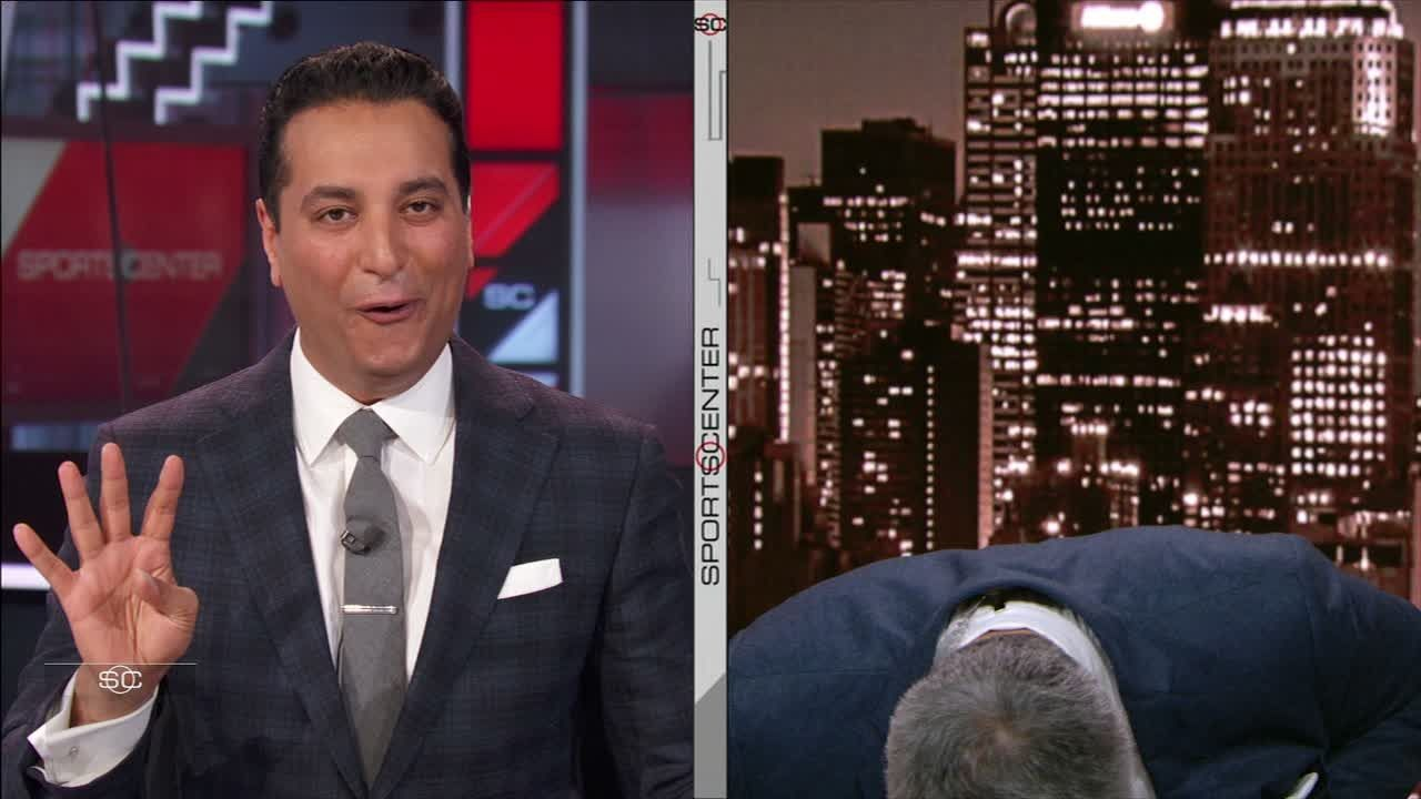 Olbermann reacts to Rockets' offer for Butler