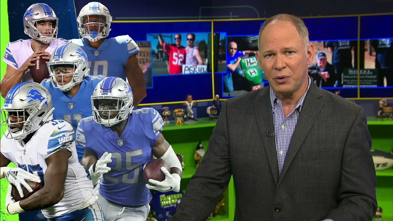 Berry: Don't trust the Lions in fantasy