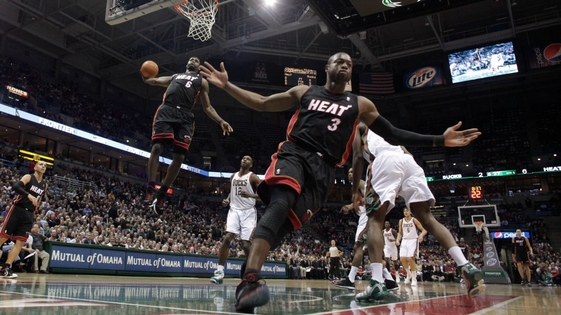 How LeBron James and Dwyane Wade's friendship has survived