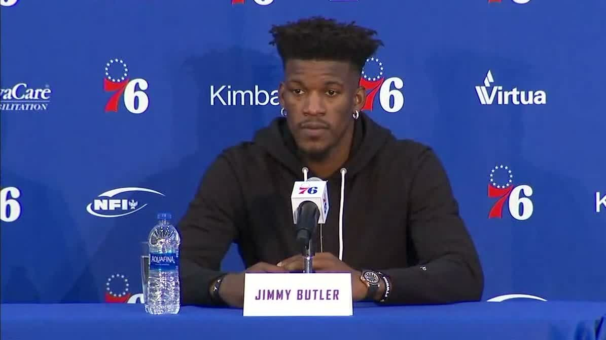 Butler calls Fultz 'a talented young player'
