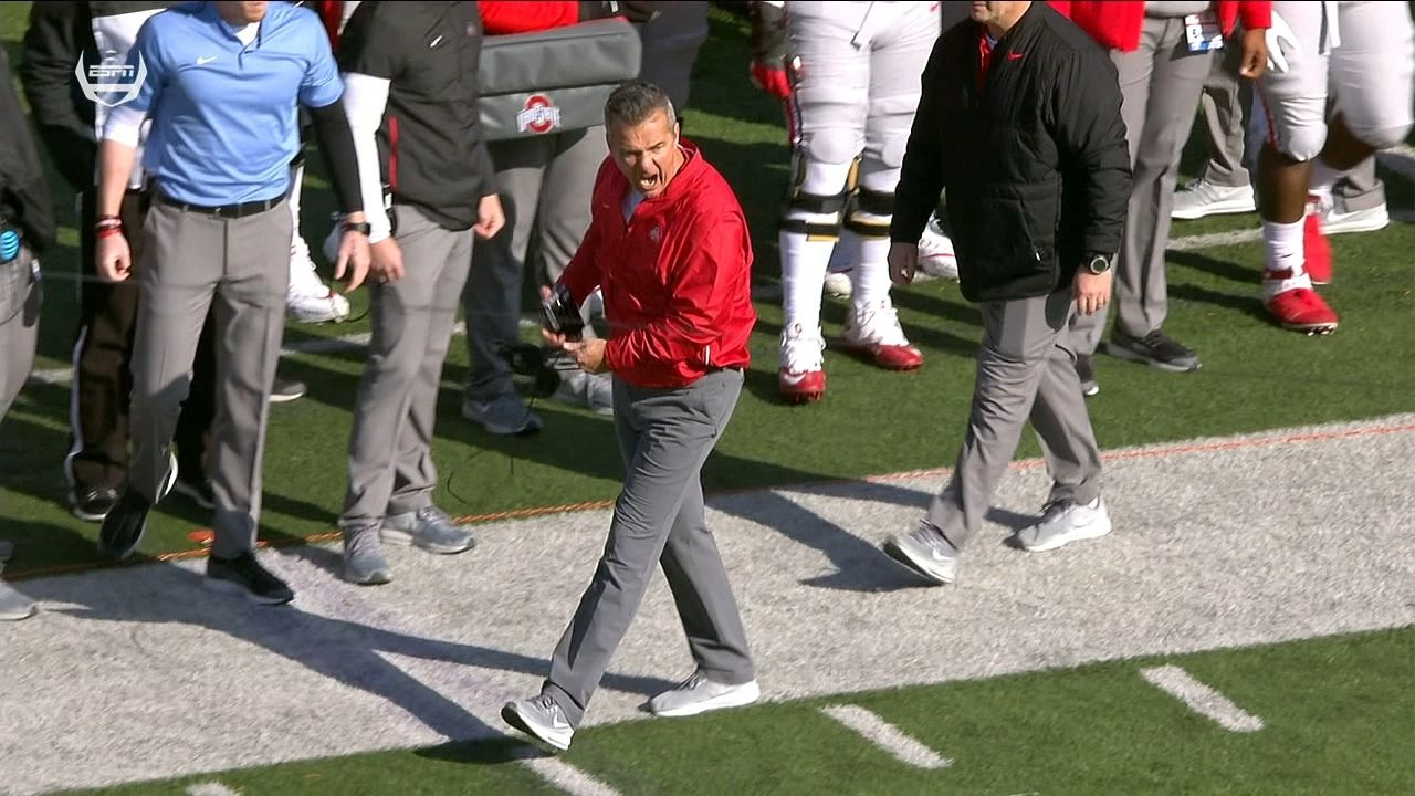 4th-down troubles enrage Meyer