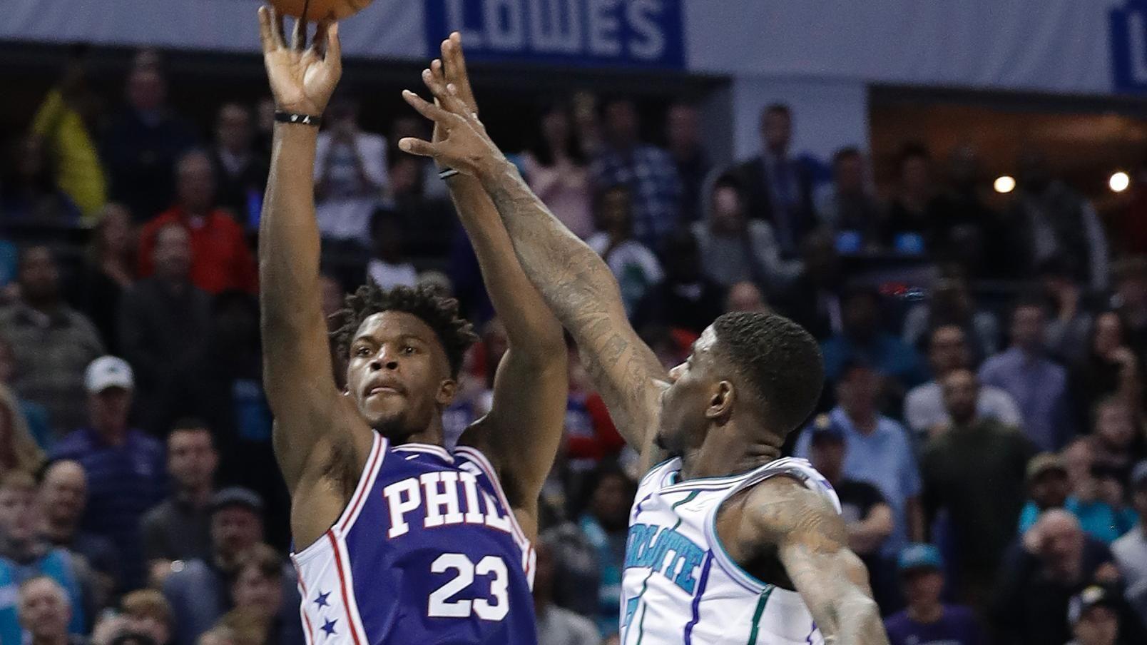 Butler blocks, drains game winner in OT