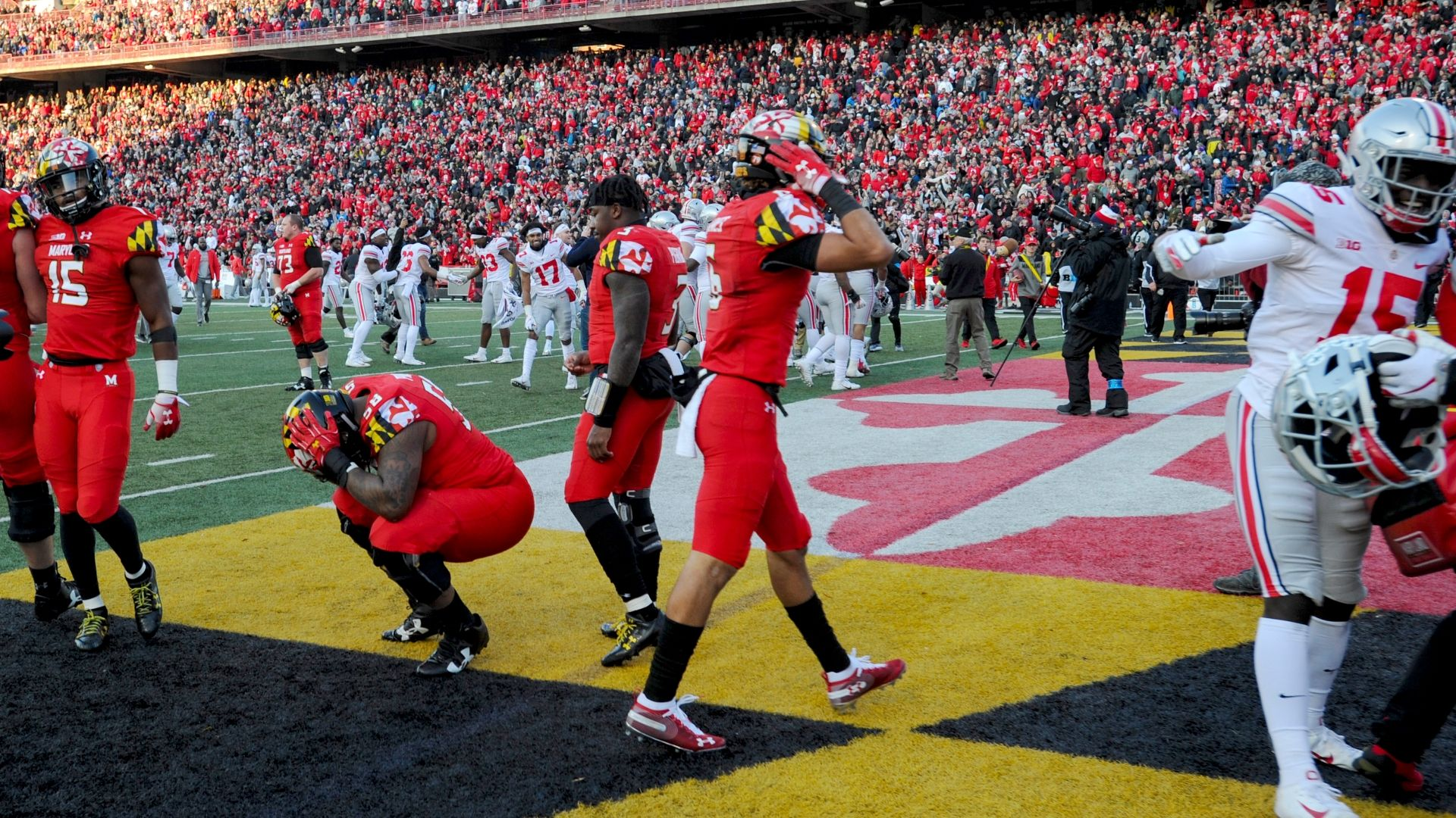 Ohio State survives Maryland in epic OT win