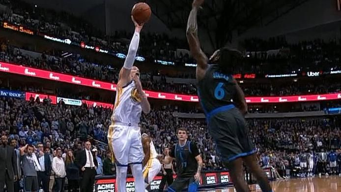 Jerebko blunder costs Warriors at the end
