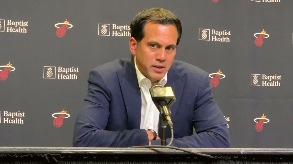 Spoelstra calls Richardson's actions 'unacceptable'