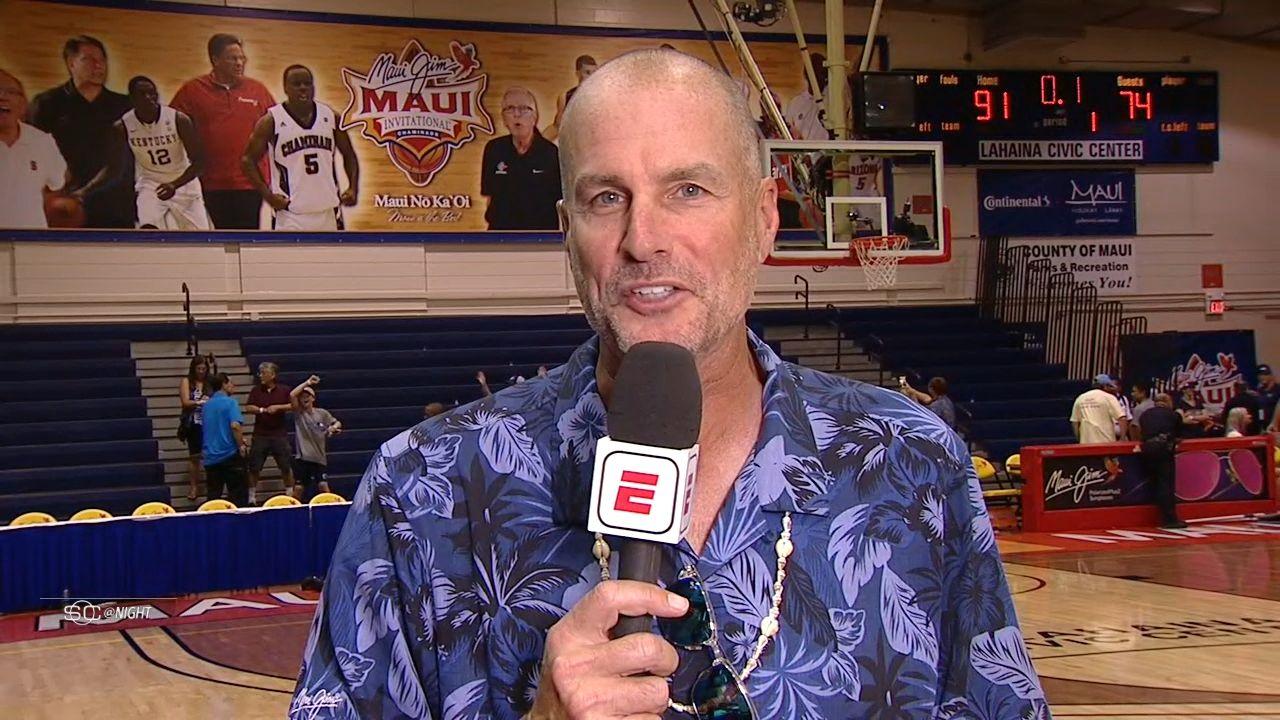 Can Gonzaga knock off Duke in Maui Invitational final?