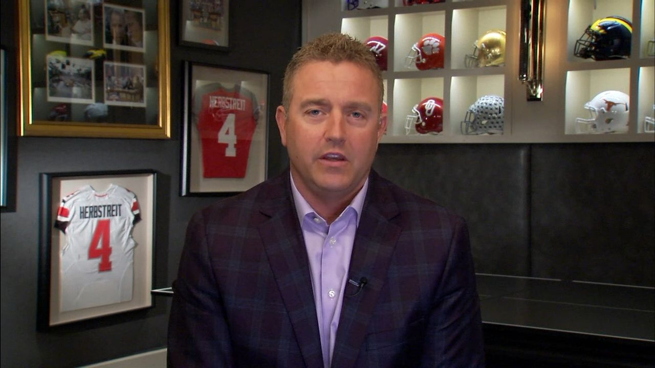 Herbstreit excited for Mack Brown's return to UNC