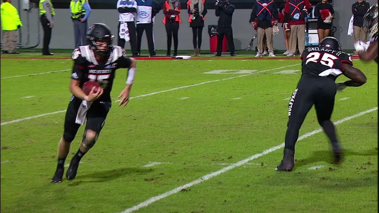 Finley's skill set has him on NFL teams' radars
