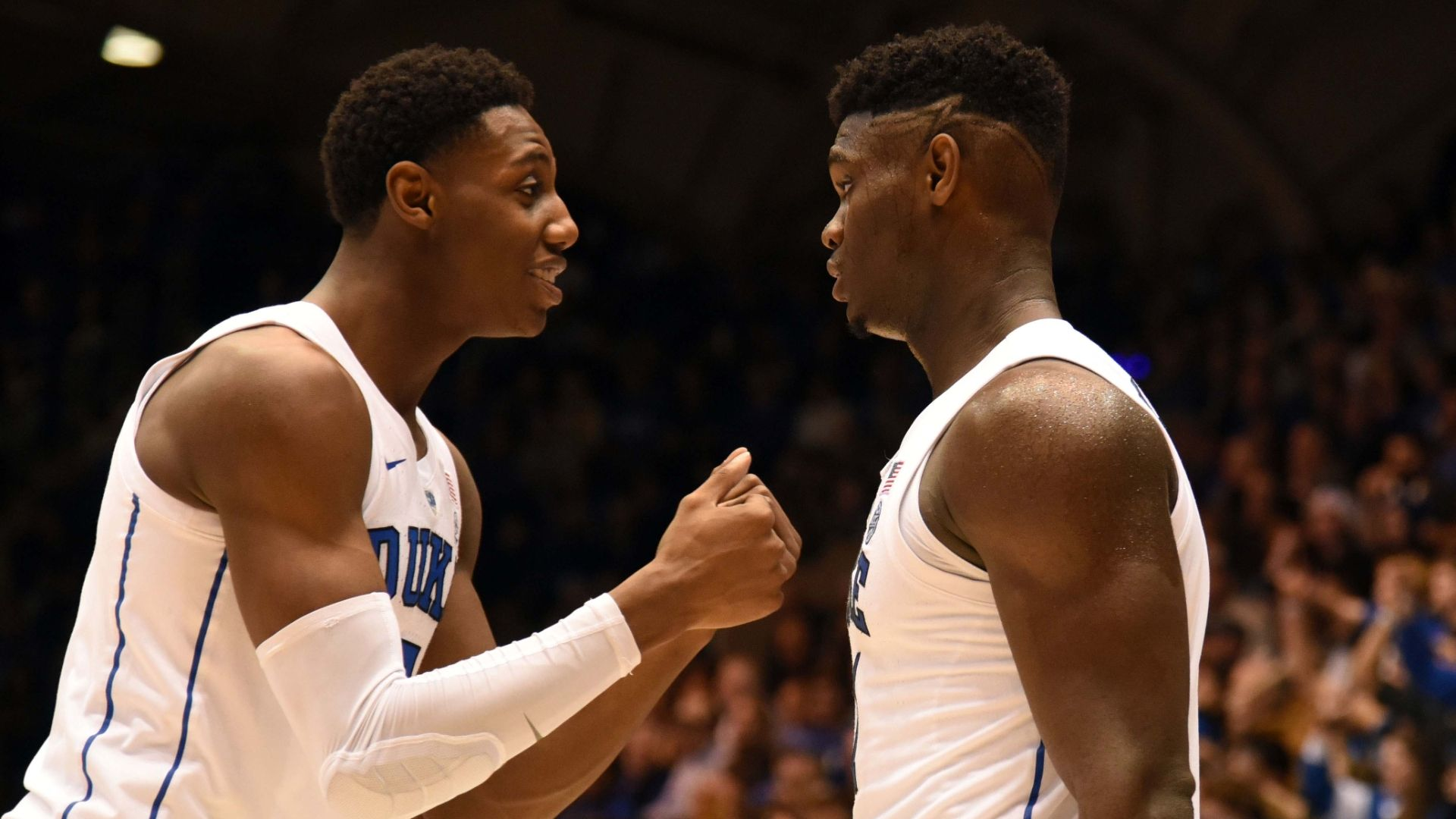 Barrett, Zion fuel Duke past Yale