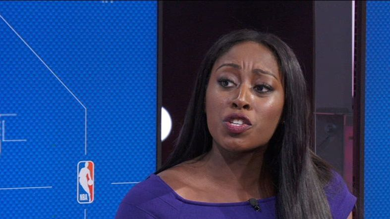 Ogwumike: Embiid should speak to coaches rather than media