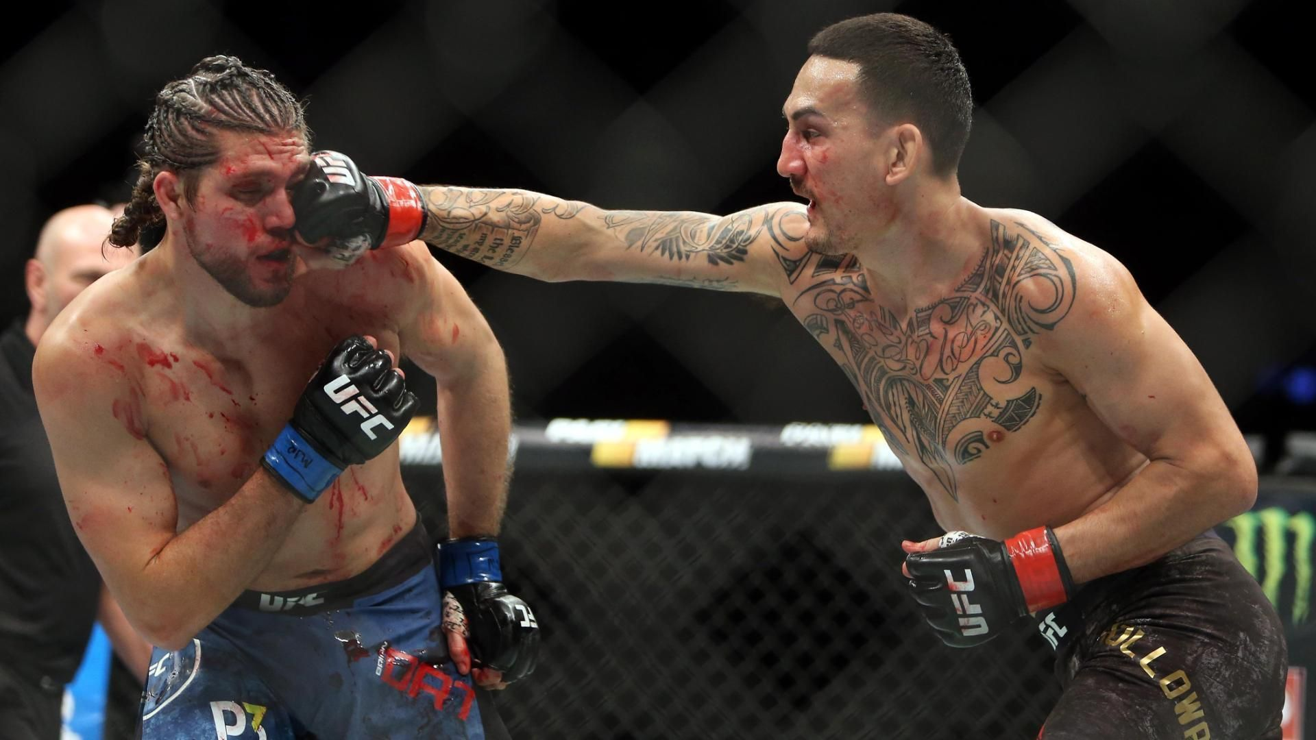 Holloway defeats Ortega to defend title