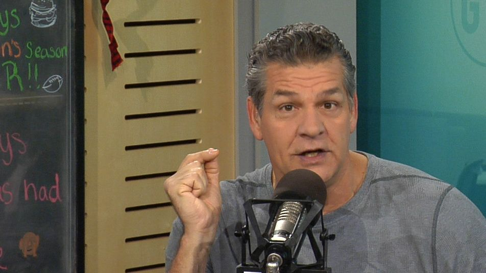 Golic goes off on Bulls' players for gripes with new coach