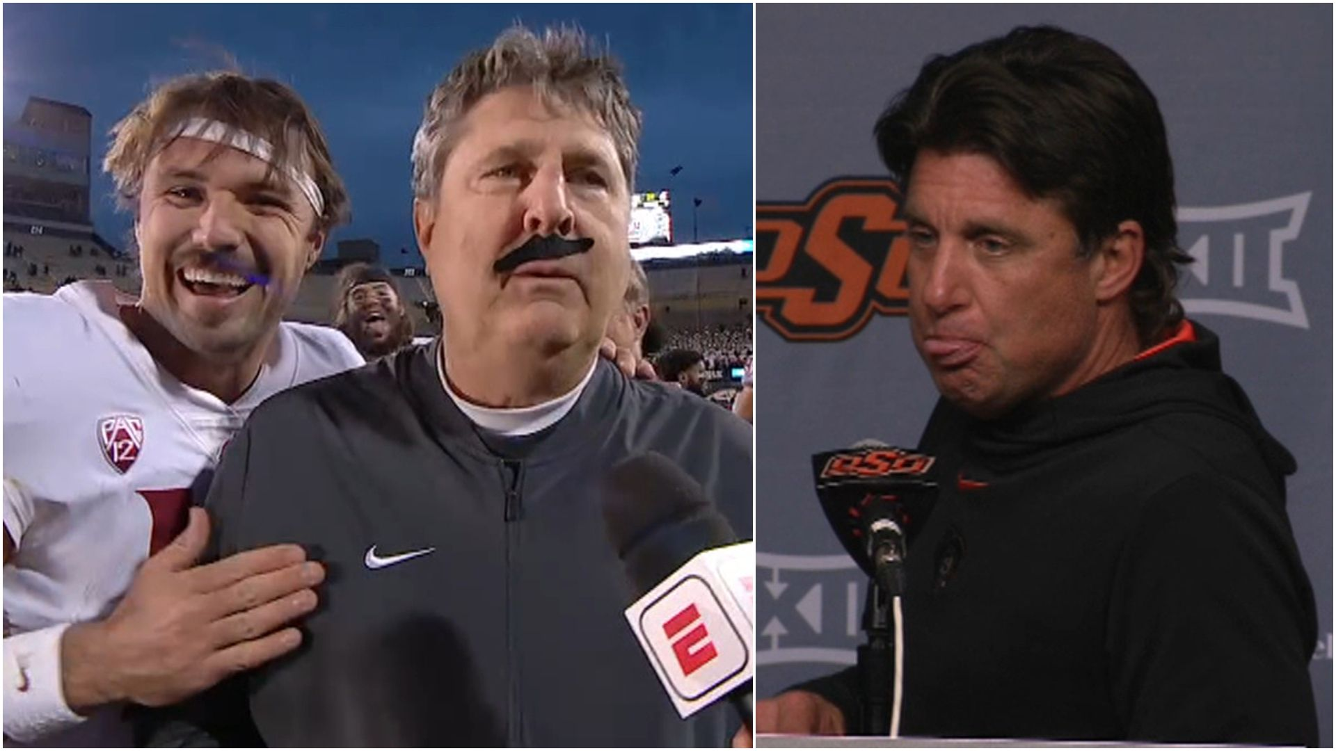 The best college football coach soundbites of 2018