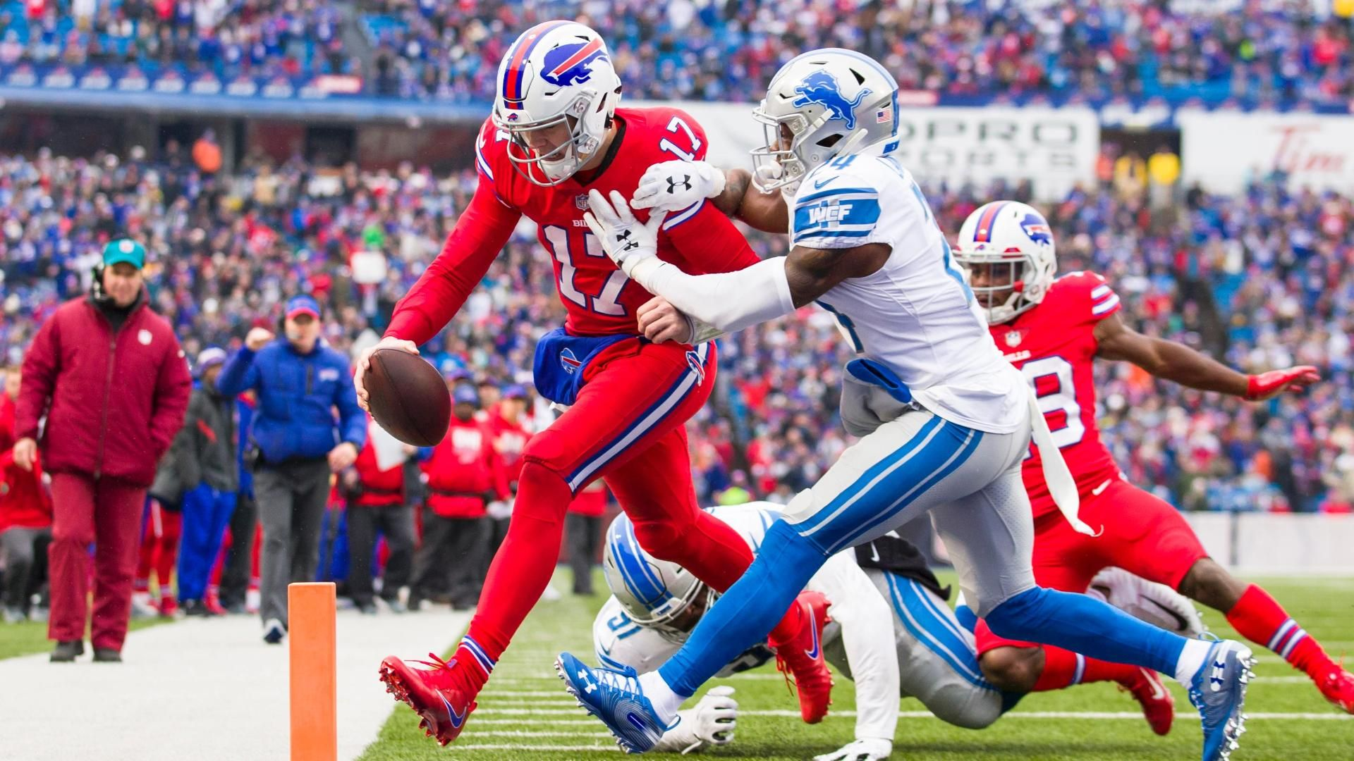 Allen, Bills squeak past Lions