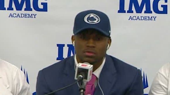 No. 68 in ESPN 300 Noah Cain chooses Penn State